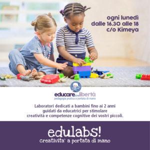 EduLabs! creatività a portata di mano @ Poliambulatorio Kimeya | Cesena | Emilia-Romagna | Italia